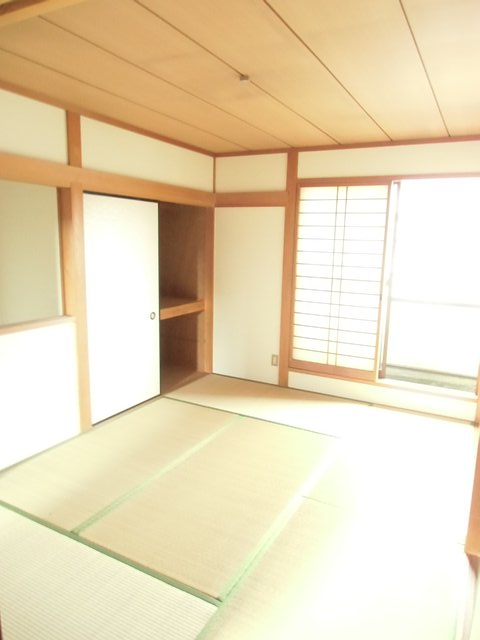 西六軒伊藤貸家の居室