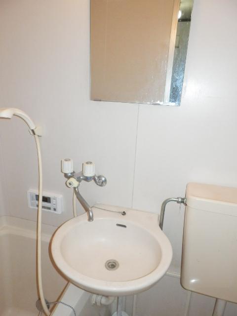 グレースハイツⅠ 207号室の洗面所