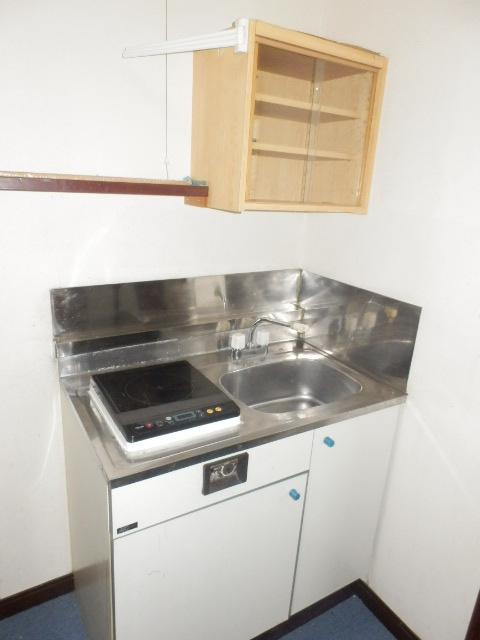 グレースハイツⅠ 207号室のキッチン