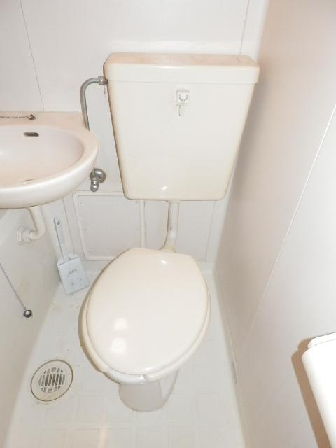 グレースハイツⅠ 207号室のトイレ