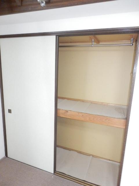 グレースハイツⅠ 207号室の収納