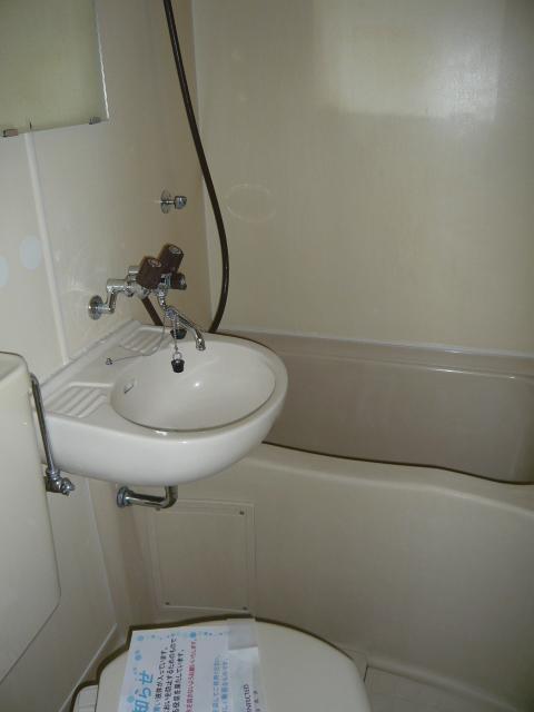 スターホームズ希望ヶ丘 105号室の風呂