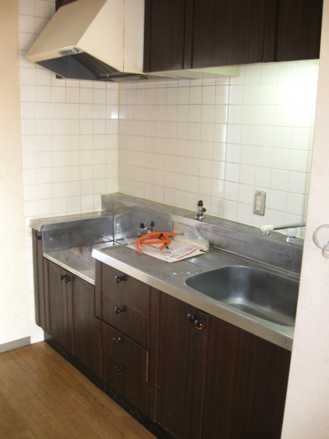 サン・クレスト小林 306号室のキッチン