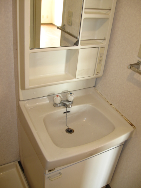 サン・クレスト小林 306号室の洗面所