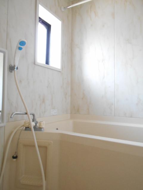 グリーンヒルB 203号室の風呂