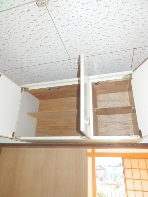 コーポタグチ 201号室の収納