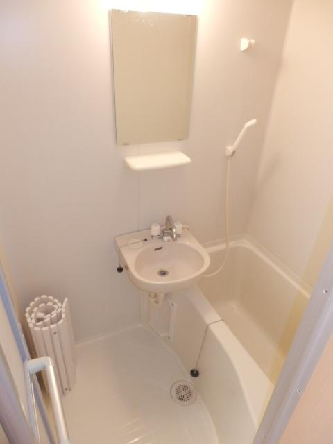 緑園ヒルズ 202号室の風呂