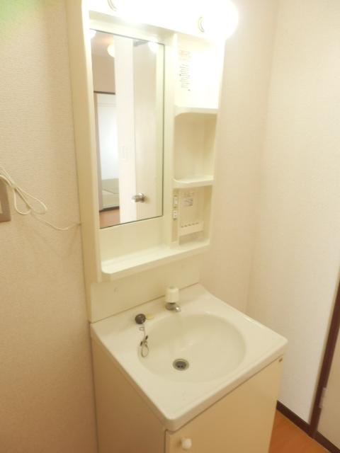 今宿モールサイドⅡ 222号室の洗面所