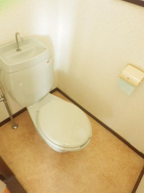 今宿モールサイドⅡ 222号室のトイレ