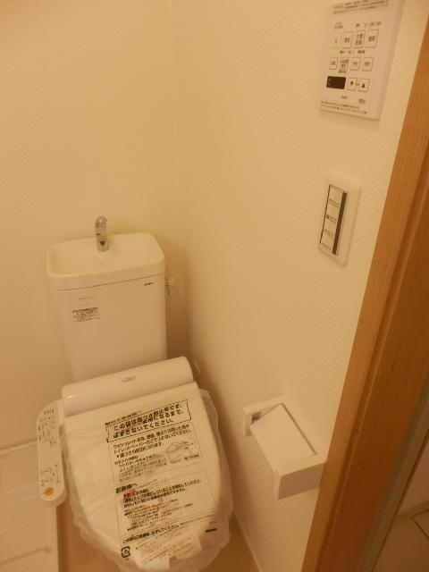 イベリスビラ 102号室のトイレ