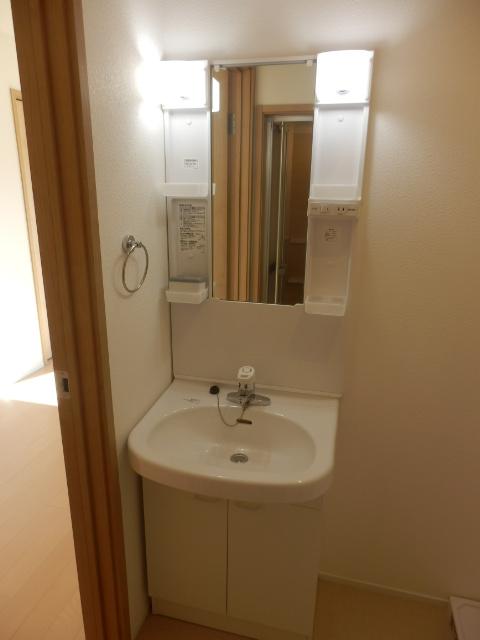 イベリスビラ 102号室の洗面所