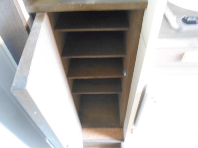 サンライズ桜ヶ丘 102号室の収納