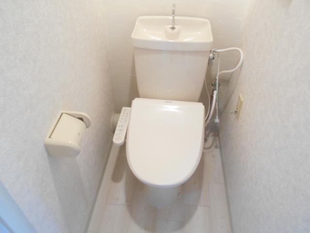 ジュネス桜ヶ丘 505号室のトイレ