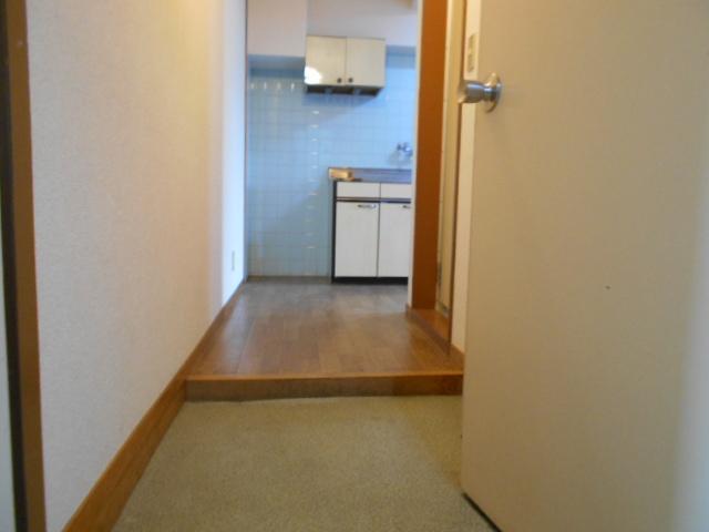 京王電器ビル 302号室の玄関