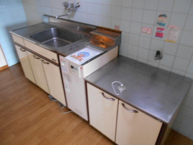 京王電器ビル 302号室のキッチン