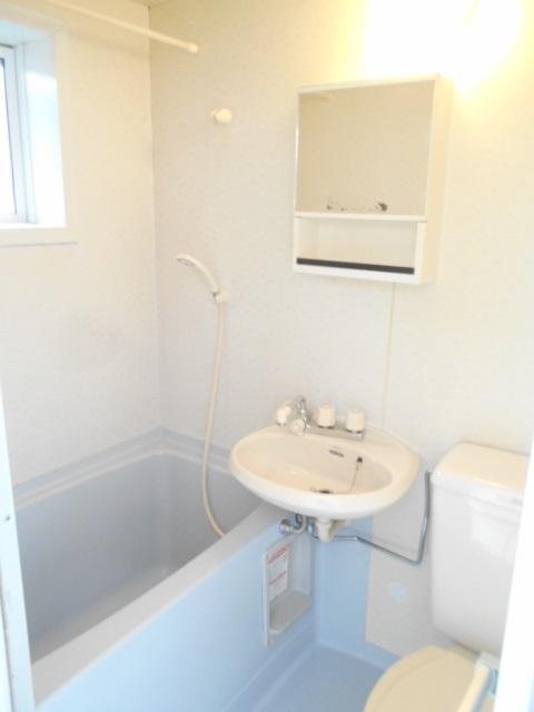 フェニックス聖蹟 205号室の風呂