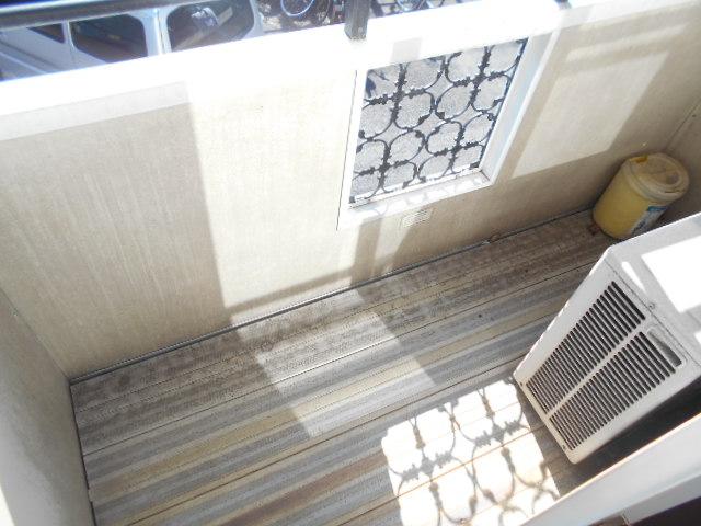 フェニックス聖蹟 205号室のバルコニー