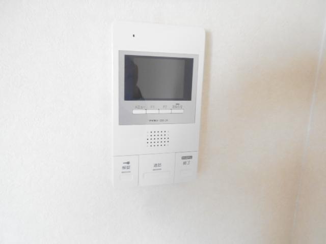 ラトゥールアンフィニ 902号室のセキュリティ