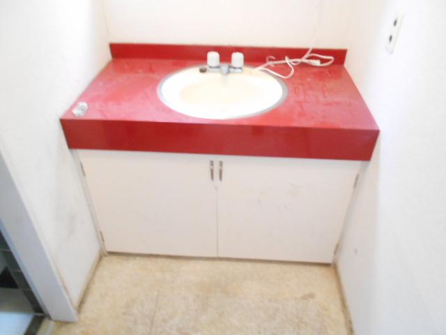 内村邸テラスハウスの洗面所