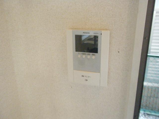 スカイ・ウェイ 105号室のセキュリティ