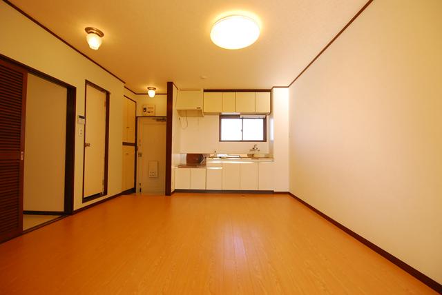 ビーハイブ 302号室のキッチン