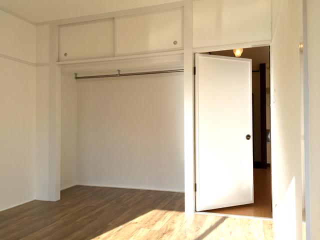 ビーハイブ 302号室の収納