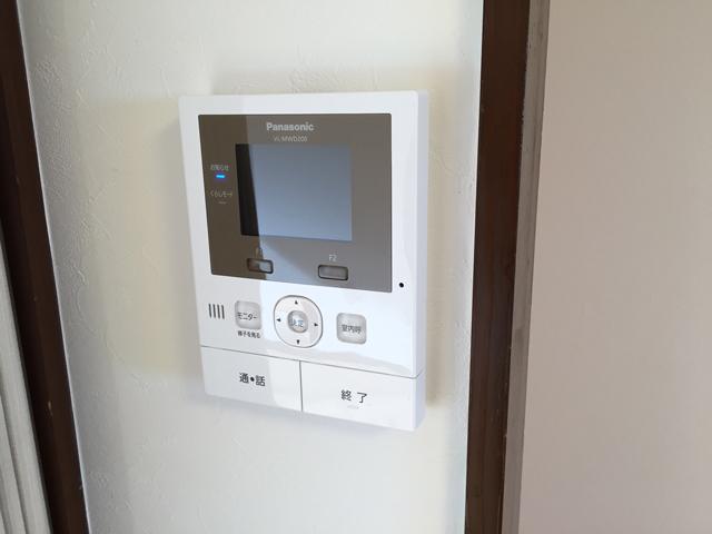 ビーハイブ 302号室のセキュリティ