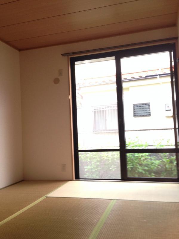 キャッスル 101号室の居室