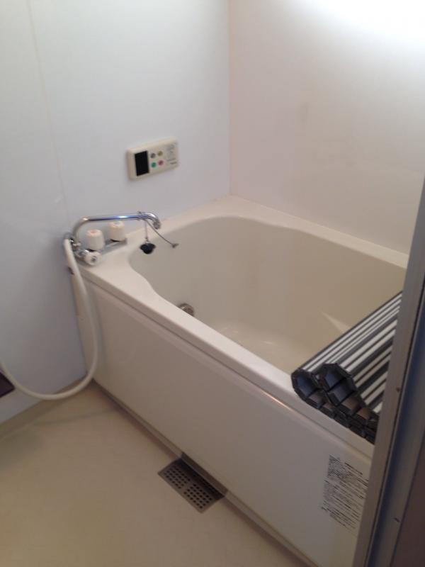 キャッスル 101号室の風呂