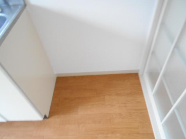 ハイツ677 201号室の居室