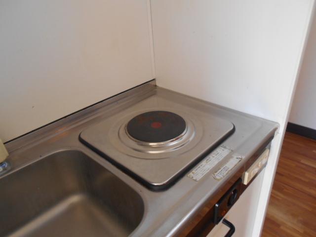 エステートパレス 201号室のキッチン