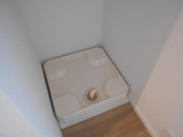 ヴィレッジハイツ 205号室の洗面所