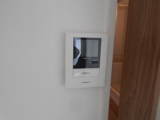 ヴィレッジハイツ 205号室のセキュリティ