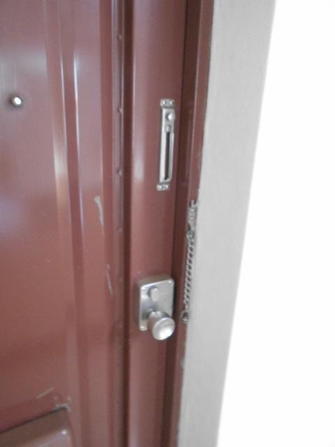 緑町ハイツ 205号室のセキュリティ