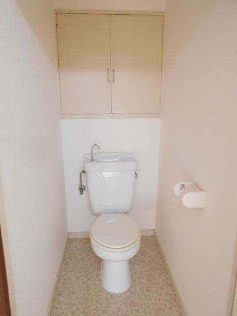 緑町ハイツ 205号室のトイレ