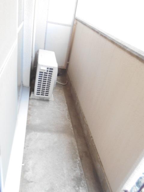 緑町ハイツ 205号室のバルコニー