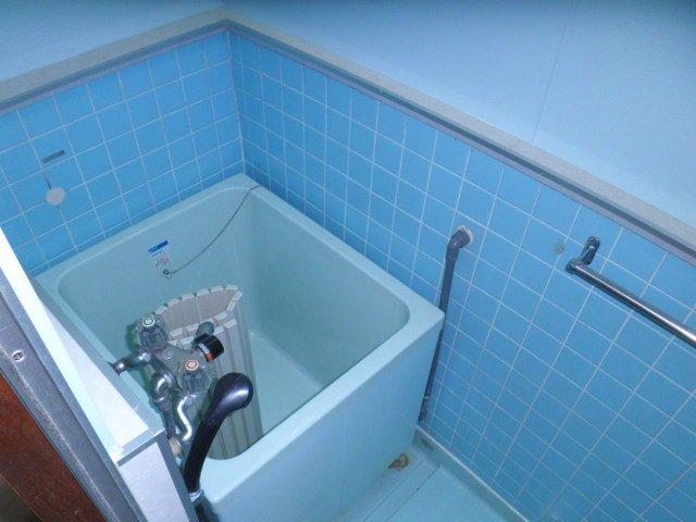 第2菊富士マンション 102号室の風呂