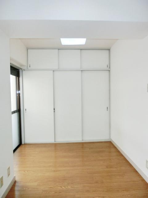 小塩マンション 3C号室のベッドルーム
