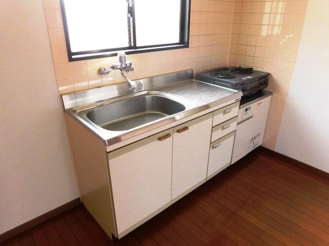 リムロックハウス覚王山 3A号室のキッチン