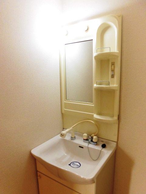 リムロックハウス覚王山 3A号室の洗面所