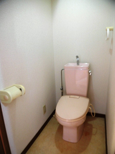 リムロックハウス覚王山 3A号室のトイレ