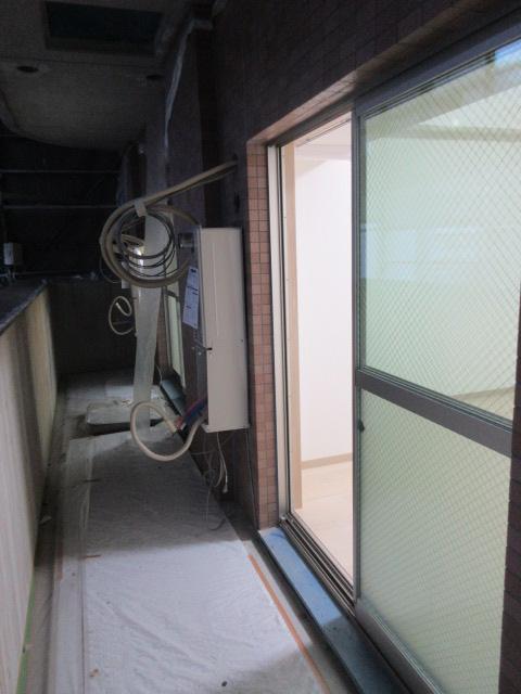 タウンライフ今池東 1002号室のバルコニー