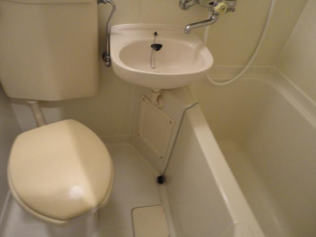 ジョイフル練馬 310号室の風呂