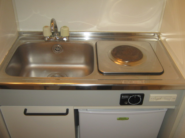 ジョイフル練馬 310号室のキッチン