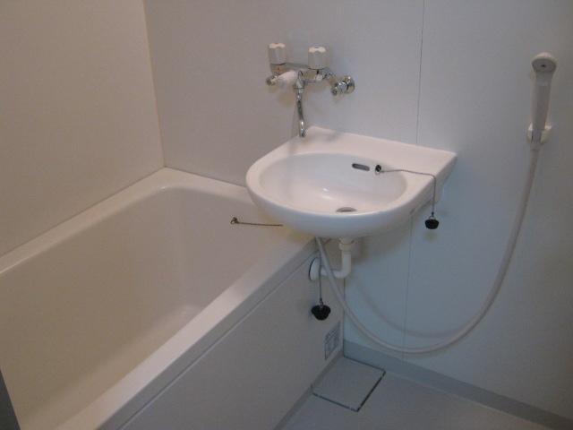メゾネットヒラヤマ 101号室の風呂
