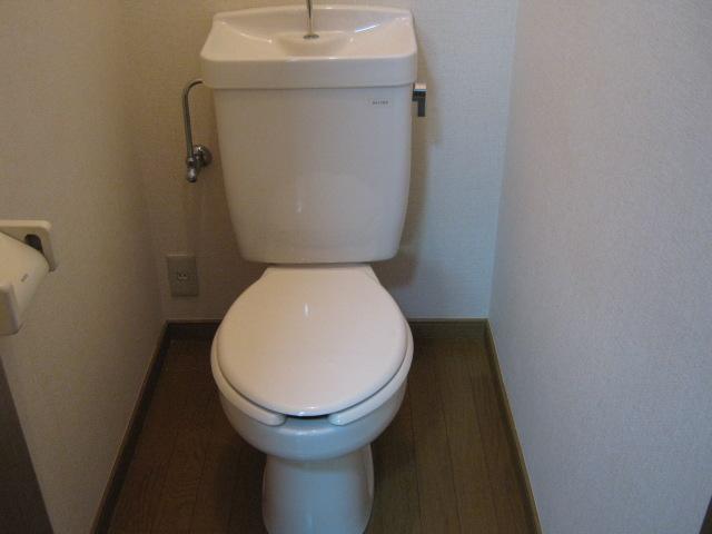 メゾネットヒラヤマ 101号室のトイレ