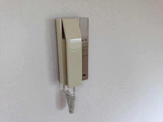 ベルメゾン大橋 402号室のセキュリティ