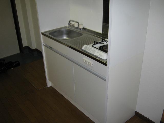 アムールサクライ 303号室のキッチン