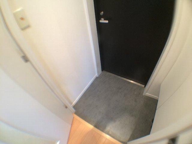 レニール本駒込 805号室の玄関
