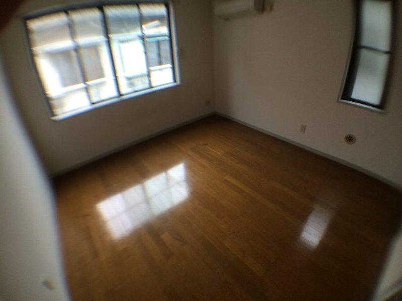 サトナカビル 205号室のリビング